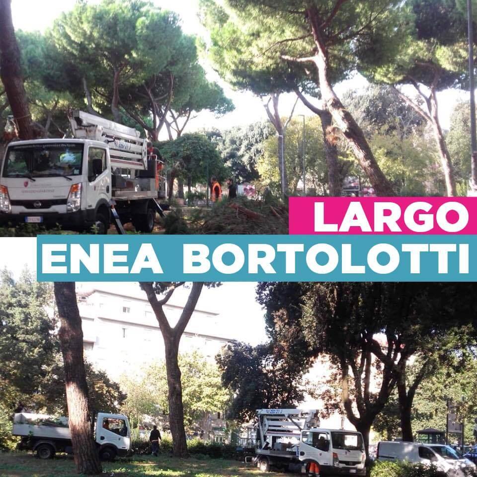 Largo Enea Bortolotti