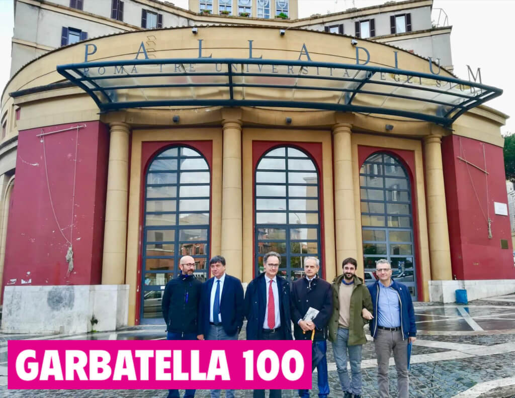 Centenario Garbatella
