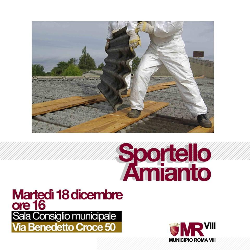 Sportello Amianto