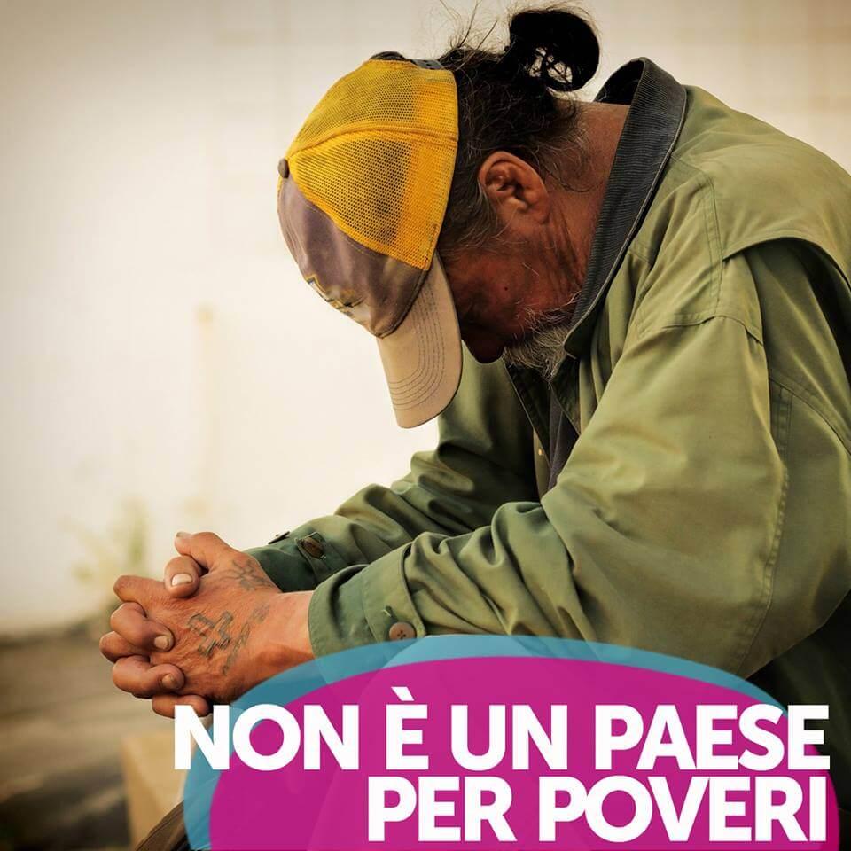 Non è un paese per poveri